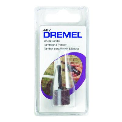 Dremel 0.5 in. Dia. x 0.1 in. Dia. 60 Grit Drum Sander Bands Aluminum Oxide