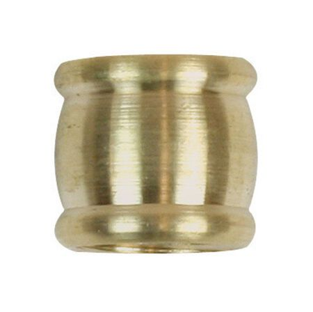 Jandorf Light Coupling Brass 1 pk