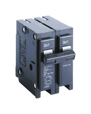 Eaton HomeLine Double Pole 30 amps Circuit Breaker