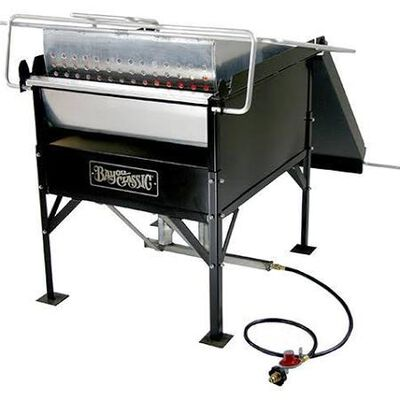 Double Jet Crawfish / Seafood Cooker