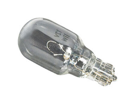 Paradise Incandescent Light Bulb 4 watts Low Voltage T5 White (Clear) 4 pk