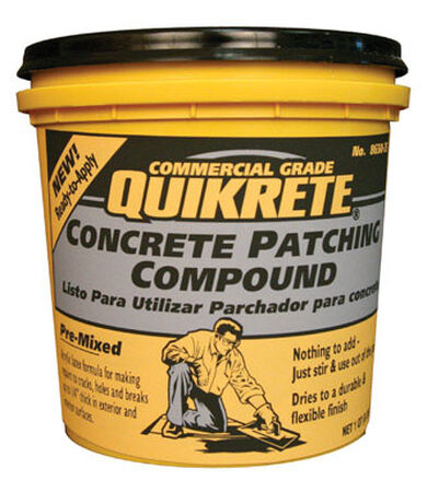QT CONCRETE PATCHING COMPOUND