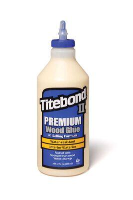 Titebond II Premuim Cream Wood Glue 1 qt.