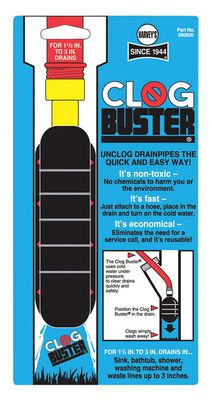 Harvey ClogBuster Drain Unclogger