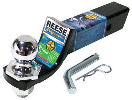 Reese Towpower Steel Locking 2 in. Towing Starter Kit