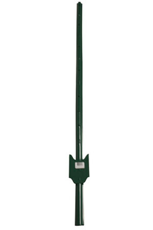 American Posts U Post 48 in. x 1.3 in. x 0.5 in. 14 Ga Green 48 in.