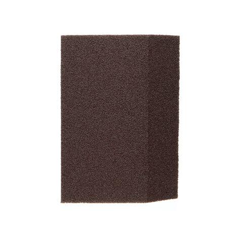 3M 4-7/8 in. L x 2-7/8 in. W x 1 in. Fine Angled Sanding Sponge