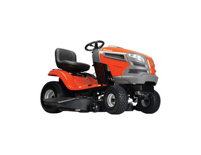 Husqvarna Briggs & Stratton 46 in. 724 cc 22 hp Riding Lawn Tractor Mulching Capability