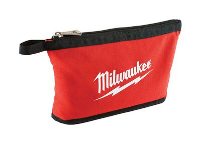 Milwaukee Impact-Resistant Poly Tool Pouch 1 in. H x 9 in. W x 14 in. L