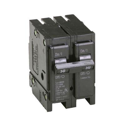 Eaton Double Pole 50 amps Circuit Breaker