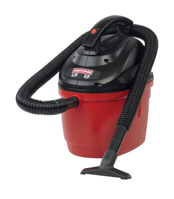 Craftsman 2.5 gal. Corded 1.75 hp 120 volts Wet/Dry Vacuum