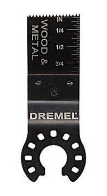 Dremel Multi-Max Steel Wood and Metal Flush Cut Blade 3/4 in. 1 pk