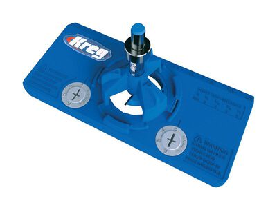 Kreg Concealed Hinge Jig For Wood