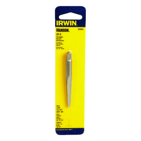 Irwin Hanson ST-3 Straight Screw Extractor