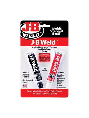 J-B Weld Paste Automotive Epoxy 1 oz.