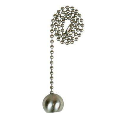 Jandorf Pull Chain Nickel 1 ft. L 1 pk
