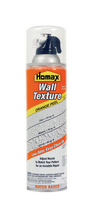 Homax 20 oz. Aerosol Can Water-Based Orange Peel Spray Texture