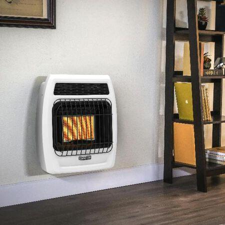 Dyna-Glo 300 sq. ft. 12000 BTU Natural Gas/Propane Wall Heater