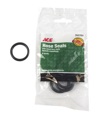 Ace Rubber Hose Connector Washer/Seal Female