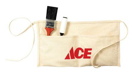 Ace Heavy Duty Cotton Waist Apron 18 in. W
