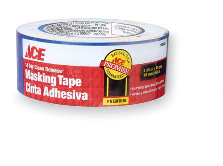Ace 1.88 in. W x 60 yd. L Blue Medium Strength Painter's Tape 1 pk