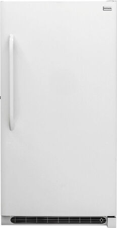 Frigidaire 20.2-cu ft Frost Free Upright Freezer (White)
