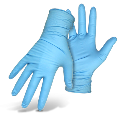 W/P Glove Disposable Nitrile 1