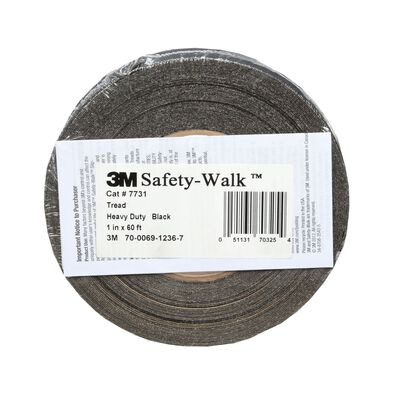 3M Anti Slip Tape Black