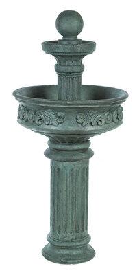 2-Tier doric Fountain Indigo