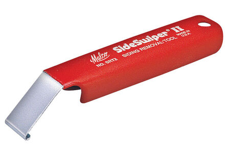 Side Swiper II 6-1/4 in. L Siding Removal Tool