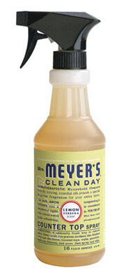 Mrs. Meyer's Lemon Verbena Multi-Surface Cleaner Spray 16 oz. Liquid For For Non-Porus surfaces
