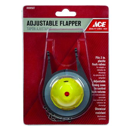 Ace Flapper Plastic