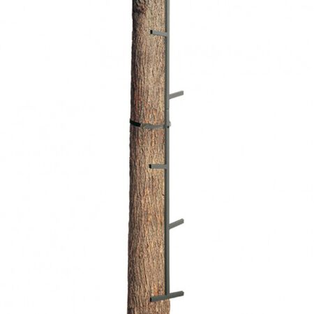 BIG DOG STICK 20' DUALSTEP TREE STAND