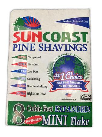 Shavings 8 cf Mini flake