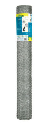 Garden Zone Poultry Netting 48 in. H x 150 ft. L 20 Ga.