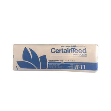 CertainTeed Insulation R-11 15in. Batt 155 sq. ft.