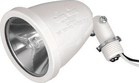 Sigma 100 watts 120 volts Halogen Socket White
