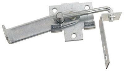 Stanley Steel Jamb Latch 2-7/8 in. W x 7-1/8 L 1