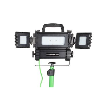 LED TRI-POD WORKLIGHT, 360 DEG.
