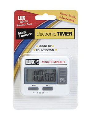 Lux Mute Mder Digital Kitchen Timer