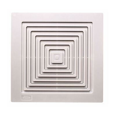 Broan Ventilation Fan Ceiling or Wall 9 in. D x 4 in. H x 9-1/4 in. W
