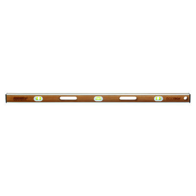 Johnson Bamboo Box Beam Level 48 in. L