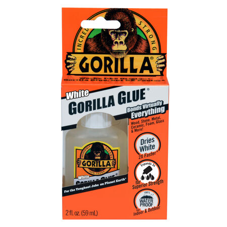 Gorilla High Strength Glue White Glue 2 oz.
