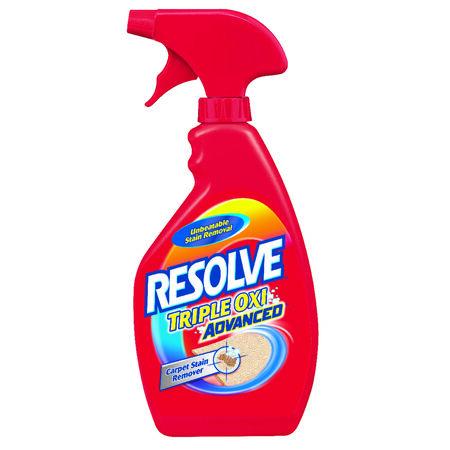 Resolve Triple Oxi Advanced Stain Remover 22