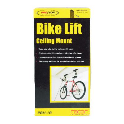Racor Prostor Bike Lift 3-1/2 in. L x 10 in. H x 5 in. W