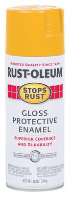 Rust-Oleum Stops Rust Tuscan Sun Gloss Spray Paint 12 oz.