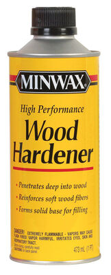 Minwax Natural Wood Hardener 1 pt.