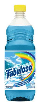 Fabuloso Ocean Paradise Scent All Purpose Cleaner 22 oz. Liquid For Multi-Surface
