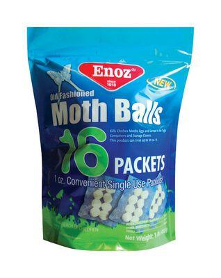 Enoz Old Fashioned Balls Moth Balls 16 oz.