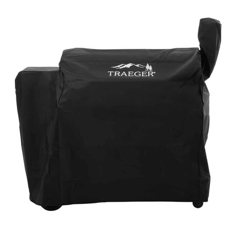 Traeger Series 34 Black Grill Cover For PRO 34 grills-TFB88PUB, TFB88PZB 22 in. W x 39 in. H